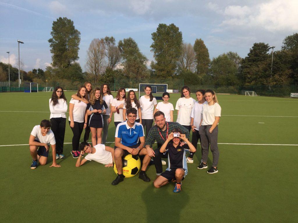 immersion programme uk2learn international students sport school