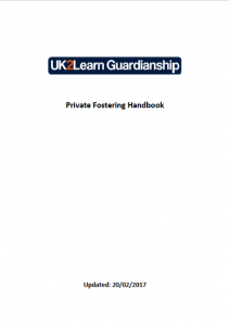 English Language Skills Private Fostering Handbook