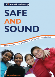 English Language Skills Safe and Sound Leaflet