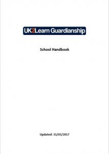 English Language Skills School Handbook