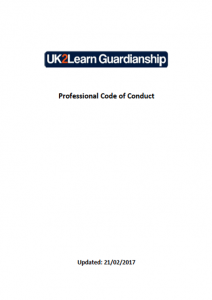 Professional-code-of-conduct